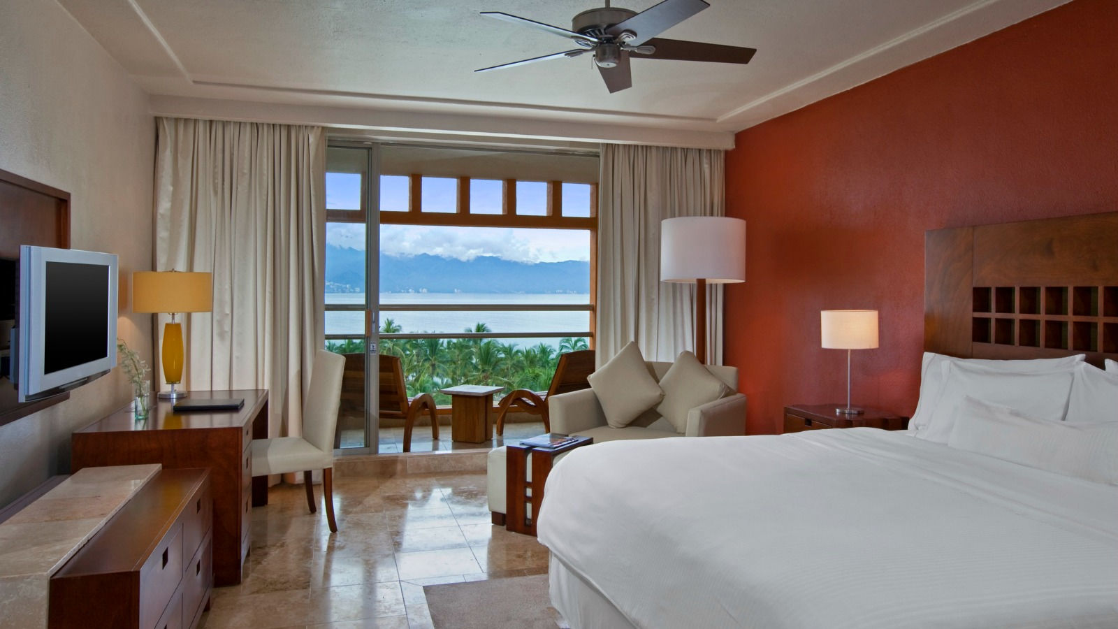 Deluxe Room - The Westin Resort & Spa, Puerto Vallarta