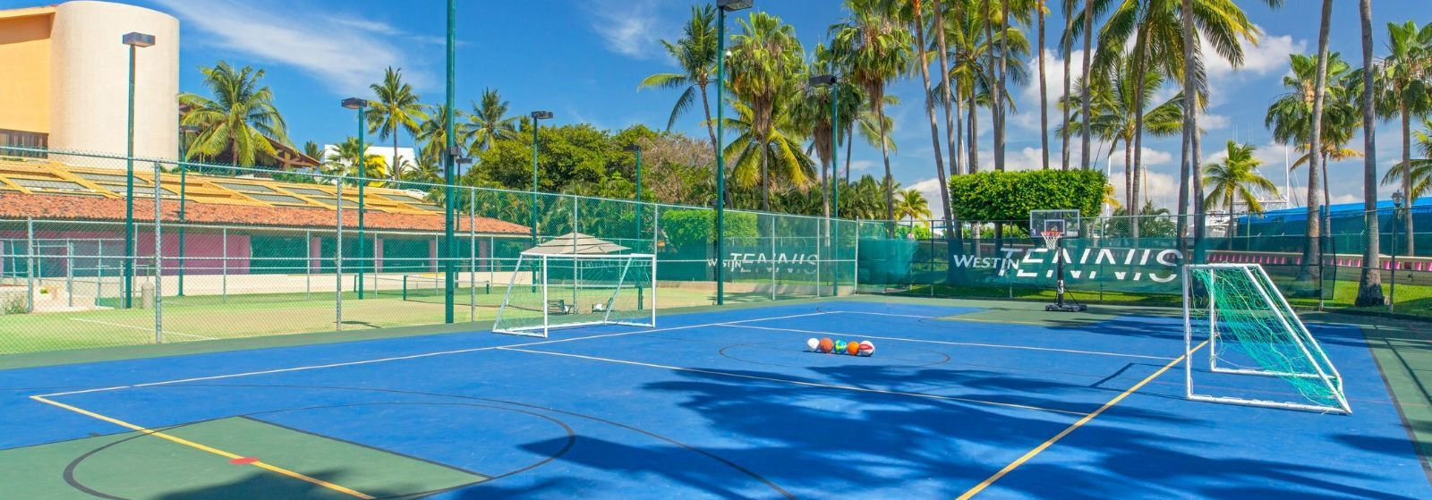 Tennis in Puerto Vallarta - The Westin Golf Resort & Spa, Puerto Vallarta